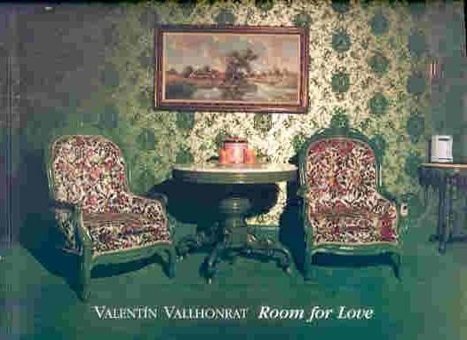 ROOM FOR LOVE. VALENTÍN VALLHONRAT