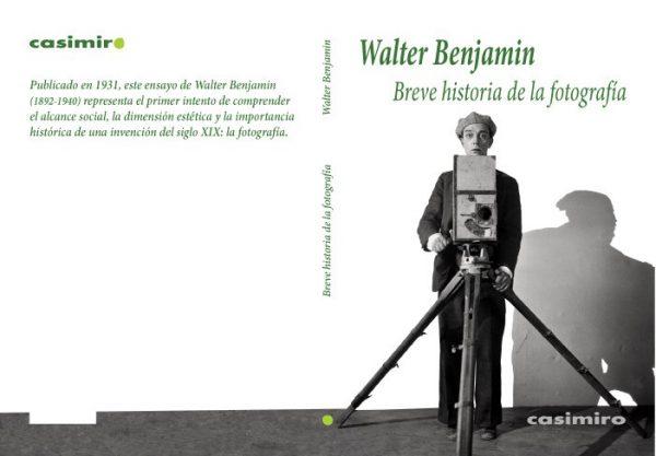 BREVE HISTORIA DE LA FOTOGRAFÍA. WALTER BENJAMIN