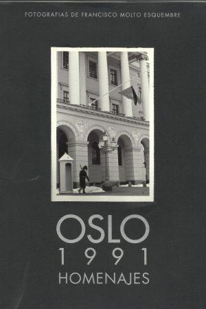 OSLO 1991. HOMENAJES. FRANCISCO MOLTÓ ESQUEMBRE
