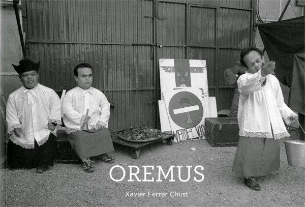 OREMUS. XAVIER FERRER CHUST