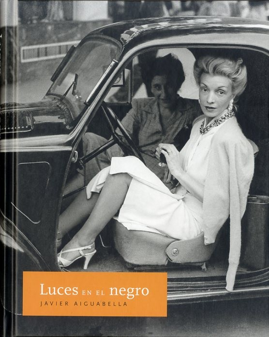 LUCES EN EL NEGRO. JAVIER AIGUABELLA