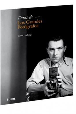 PORTADA LIBRO SOBRE LOS GRANDES FOTÓGRAFOS