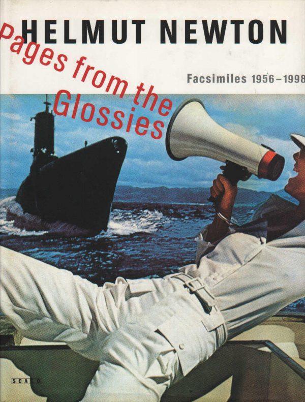 HELMUT NEWTON FACSIMILES 1956-1998
