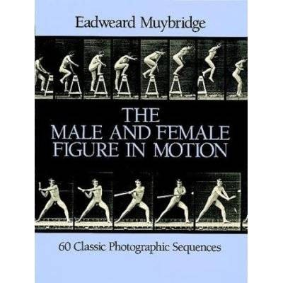 THE MALE AND FEMALE FIGURE IN MOTION. MUYBRIDGE, EADWEARD